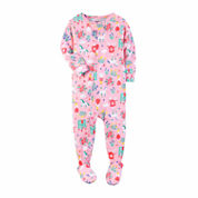 Carter'S Girls 1Pc Princess Print Pajama-Toddler
