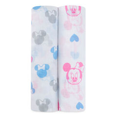 Ideal Baby Ideal Minnie 2-pc. Swaddle Blankets