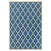 Couristan® Ocean Port Indoor/Outdoor Rectangular Rug