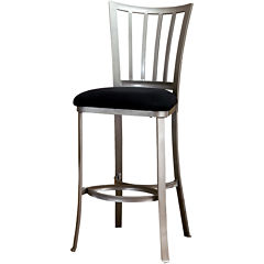 Delray Barstool with Back