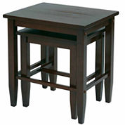 Nelson 2-pc. Nesting Tables