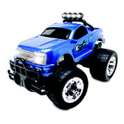 Blue Hat Remote Control Rally Stomper Truck