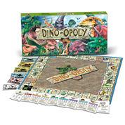 Dino-Opoly Board Game