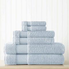 Pacific Coast Textiles Turkish Cotton 6-pc. Towel