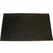 Bronze Rubber Rectangle Doormat - 18