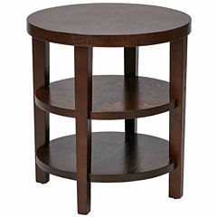 Merge 20 In Round End Table