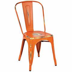 4-pc. Bristow Armless Chair