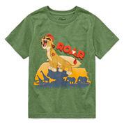 Disney Boys Graphic T-Shirt-Big Kid