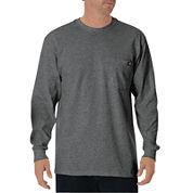 Dickies® Heavyweight Long-Sleeve Pocket Tee
