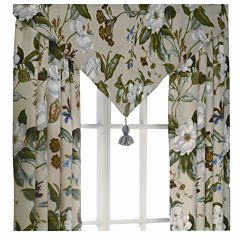 Williamsburg Garden Images 2-Pack Curtain Panels