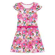 Shopkins Sleeveless A-Line Dress - Big Kid