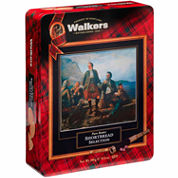Walkers Shortbread Flora MacDonald Assorted Cookie Tin