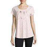 Xersion™ Studio Foil Graphic T-Shirt