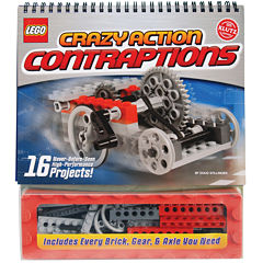 LEGO® Crazy Action Contraptions Kit- 16 Projects