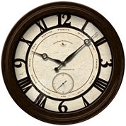 FirsTime® Big Gig Wall Clock