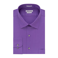 Van Heusen® No-Iron Lux Sateen Dress Shirt - Fitted