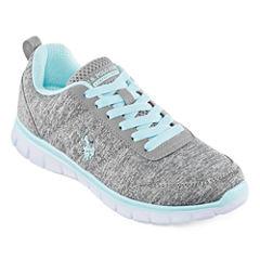 U.S. Polo Assn. Womens Oxford Shoes