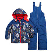 iXtreme Boys Heavyweight Snow Suit-Toddler