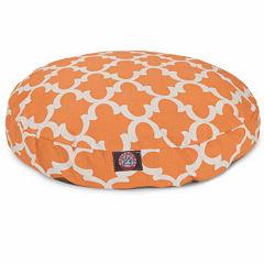 Majestic Pet Trellis Medium Round Dog Pet Bed