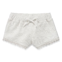 Arizona Pull-On Shorts Baby Girls
