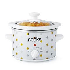 Cooks 1.5 quart Slow Cooker