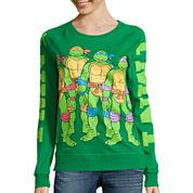 Long-Sleeve Graphic Sweatshirt