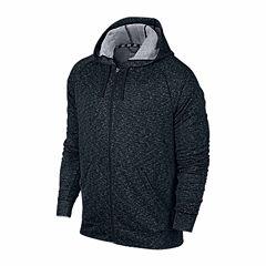 Nike® Dri-FIT Full-Zip Hoodie