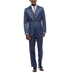 Steve Harvey® Blue Suit Separates