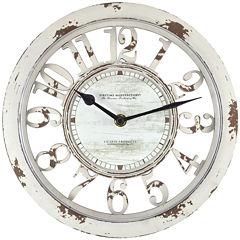 FirsTime® Antique Contour Clock