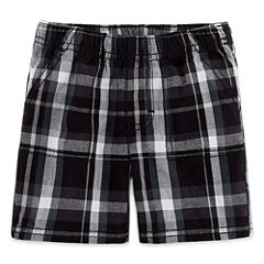 Okie Dokie Short Pull-On Shorts Baby Boys