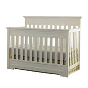 Fisher-Price Lakeland Snow-White Convertible Crib