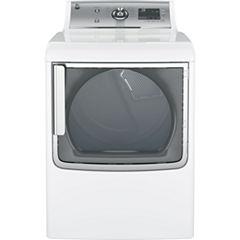 GE® ENERGY STAR® 7.8 Cu. ft. Gas Dryer
