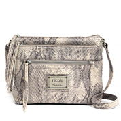 Nicole By Nicole Miller Mia Large Crossbody Bag