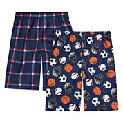 Arizona 2-pk Short Set- Boys 4-20, Husky