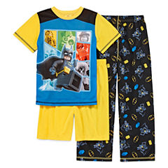 3-pc. Batman Pajama Set Boys