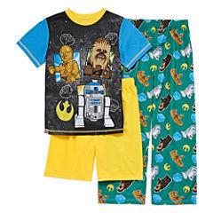 3-pc. Star Wars Pajama Set Boys