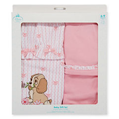 Disney Collection Lady and the Tramp Gift Set - Baby Girls newborn-24m