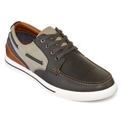 J.Ferrar Somerset Mens Boat Shoes