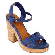 Arizona Under Womens Heeled Sandals