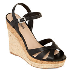 Style Charles Adel Womens Wedge Sandals