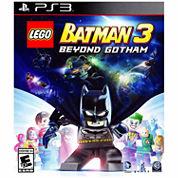 Lego Batman 3 Beyond Video Game-PS3