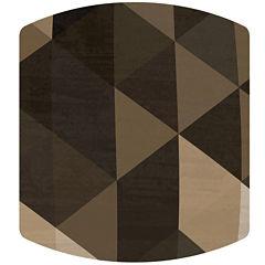 Dark Perspective Drum Lamp Shade