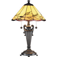 Dale Tiffany™ Madison Tiffany Table Lamp