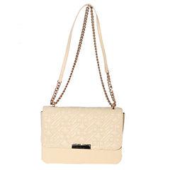 Dot Dash Nina Quilted Flap Crossbody Bag