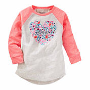 Oshkosh Heart Tunic Top - Preschool