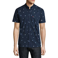 Levi's® Schaefer Short Sleeve Button Up Shirt