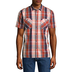 Levi's® Nasher Short Sleeve Button Up Shirt