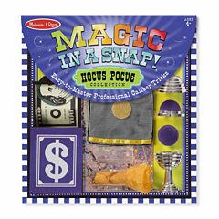 Melissa & Doug Magic in a Snap Hocus-Pocus Collection