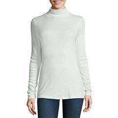 Stylus Long Sleeve Turtleneck T-Shirt