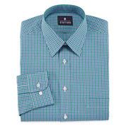 Stafford® Travel Performance Long-Sleeve Dress Shirt